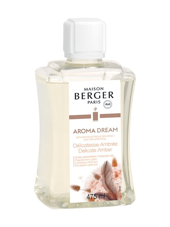 Aroma Dream Delicate Amber -täyttöpakkaus 475 ml