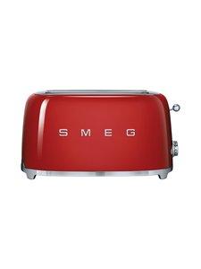 Smeg - TSF02RDEU- leivänpaahdin, 4 viipaleelle - PUNAINEN | Stockmann