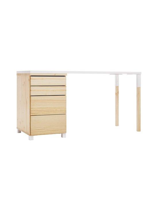 Classic-työpöytä 54 x 70,6 x 136 cm