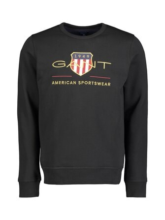 Archive Shield C-Neck sweatshirt - GANT