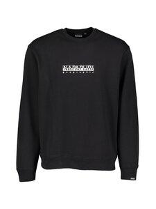 Napapijri - B-Box C Sweater -collegepaita - BLACK | Stockmann