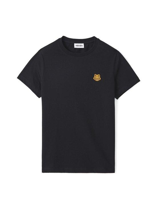 Kenzo - Classic Fit T-Shirt Tiger Crest -paita - 99 - SINGLE JERSEY - BLACK | Stockmann - photo 1
