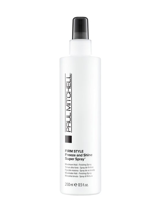 Paul Mitchell - Freeze and Shine Super Spray -viimeistelysuihke 250 ml - null | Stockmann - photo 1