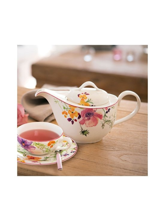 Villeroy & Boch - Mariefleur Tea -teekannu 0,62 l - MULTICOLOR | Stockmann - photo 2