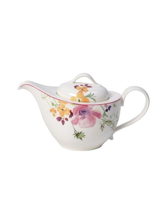 Villeroy & Boch - Mariefleur Tea -teekannu 0,62 l - MULTICOLOR | Stockmann - photo 1
