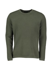 Only & Sons - OnsPanter Life 12 Struc Crew Knit -puuvillaneule - DEEP DEPTHS | Stockmann