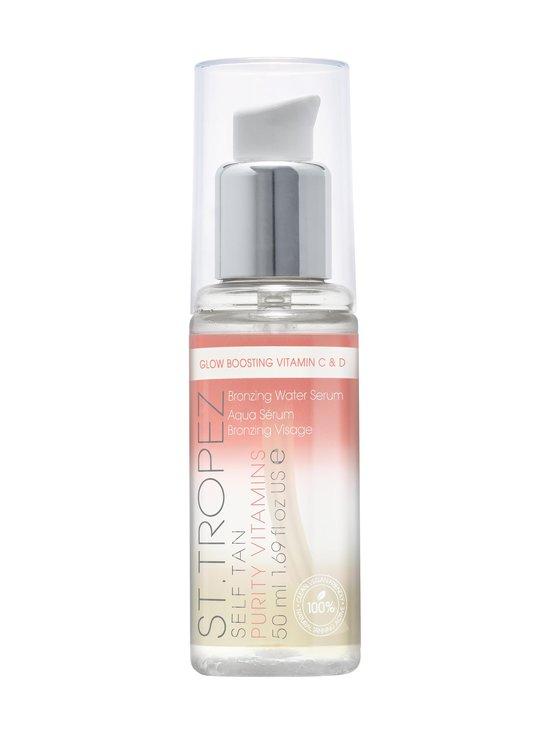 St Tropez - Self Tan Purity Vitamins Bronzing Water Face Serum -itseruskettava geeli 50 ml - NOCOL | Stockmann - photo 1