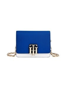 Tommy Hilfiger - TH Lock Mini Crossover CB -laukku - DW5 CORPORATE | Stockmann