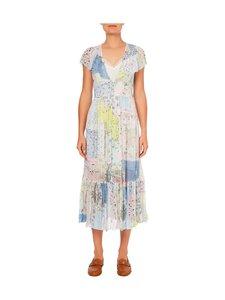 Tommy Hilfiger Collection - FLORAL PATCHWORK DRESS -silkkimekko - TPD PASTEL PINK/MULTI | Stockmann