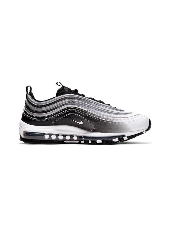 Nike - Air Max 97 -sneakerit - 016 BLACK/WHITE-BLACK-REFLECT SILVER | Stockmann - photo 3