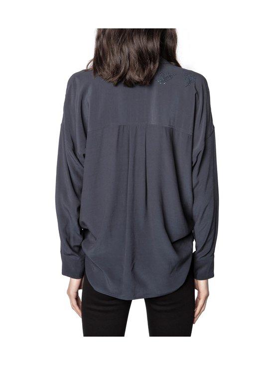 Zadig&Voltaire - Tamara Strass Shirt -pusero - ENCRE ENCR | Stockmann - photo 4