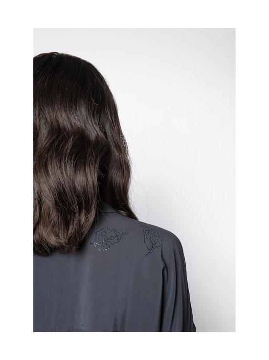 Zadig&Voltaire - Tamara Strass Shirt -pusero - ENCRE ENCR | Stockmann - photo 5