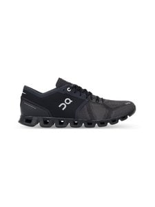 ON - W Cloud X -juoksukengät - BLACK/ASPHALT | Stockmann