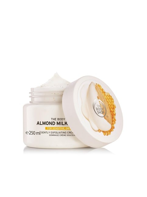 Body Scrub Almond Milk & Honey -vartalokuorinta 250 ml