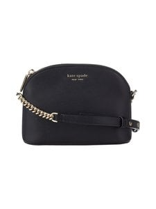 kate spade new york - Spencer Small Dome Crossbody -nahkalaukku - BLACK | Stockmann
