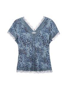 Rosemunde - Pyjamapaita - 9459 BLUE POET FLORAL PRINT | Stockmann