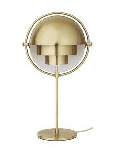Gubi - Multi-Lite Table Lamp -pöytävalaisin - BRASS SHINY | Stockmann