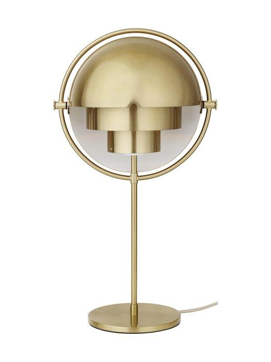 Gubi - Multi-Lite Table Lamp -pöytävalaisin - BRASS SHINY   Stockmann - photo 1