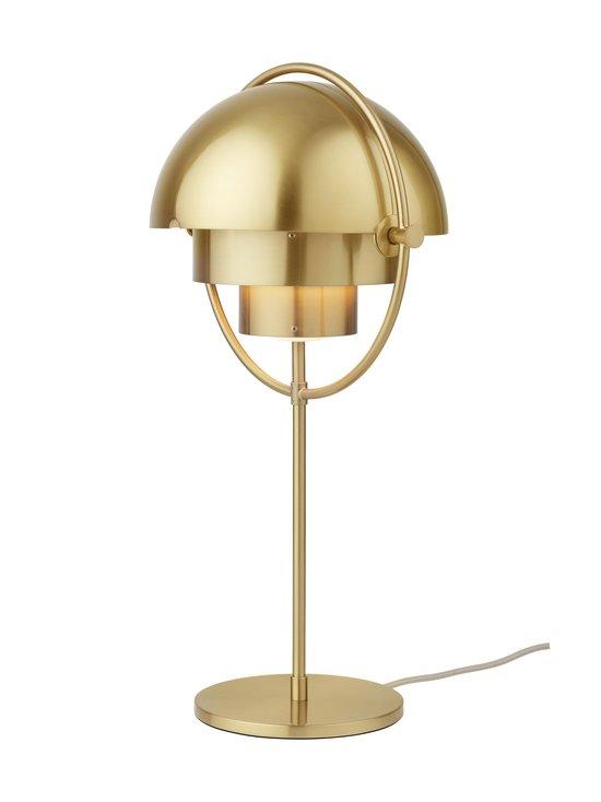 Gubi - Multi-Lite Table Lamp -pöytävalaisin - BRASS SHINY   Stockmann - photo 5