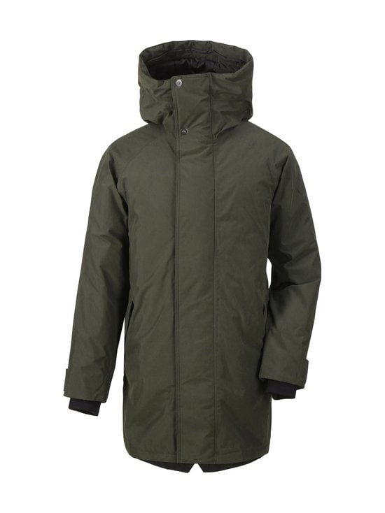 Didriksons - Gunnar-parka - 447 FOREST GREEN | Stockmann - photo 1