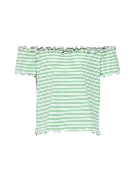 KonNaroma Off Shoulder Top -paita