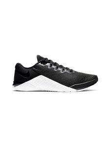 Nike - Metcon 5 -treenikengät - BLACK/BLACK-WHITE-WOLF GREY | Stockmann