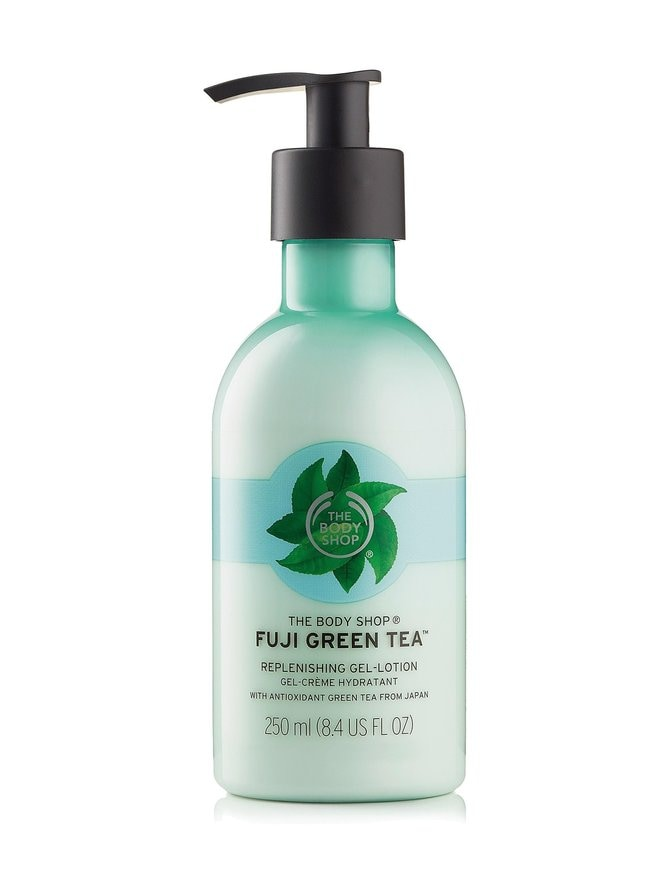 Fuji Green Tea Body Lotion -vartalovoide 250 ml