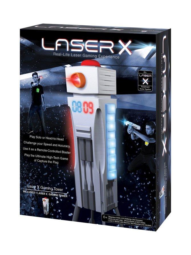 Laser x Pelitorni
