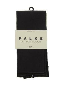 Falke - Cotton Touch -sukkahousut - BLACK | Stockmann