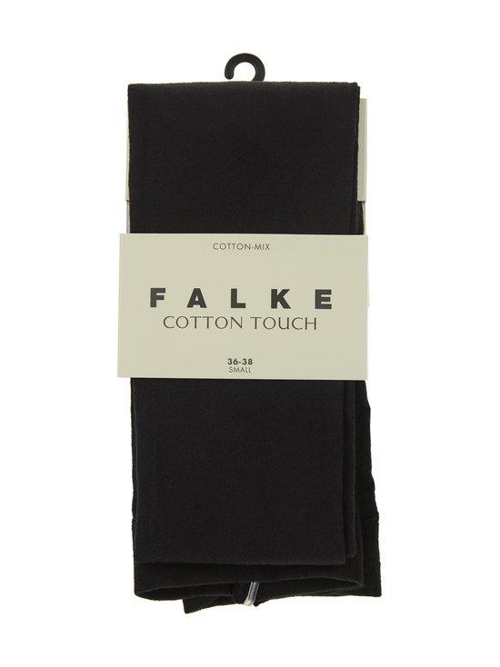 Falke - Cotton Touch -sukkahousut - BLACK   Stockmann - photo 1