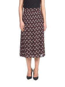 Michael Michael Kors Chevron Pleat Skirt -hame 175 9f5881a1eb
