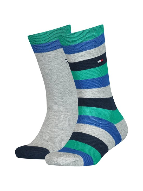 Tommy Hilfiger - Sukat 2-pack - 644 FOREVER BLUE | Stockmann - photo 1
