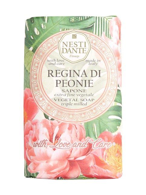 Regina di Peonie soap -palasaippua 250 g