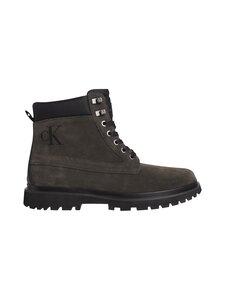 Calvin Klein Footwear - Nahkakengät - LBL BLACK OLIVE   Stockmann