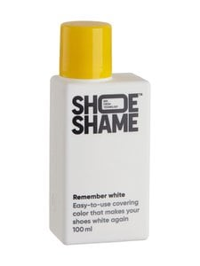 SHOE SHAME - Remember White -valkaisuväri kengille 100 ml - WHITE | Stockmann