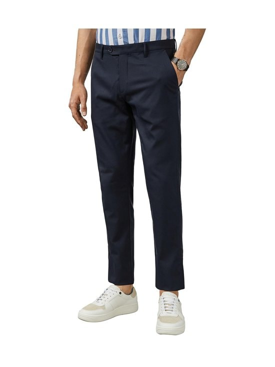 Seyii Slim Fit Plain -housut