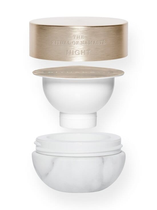Rituals - The Ritual of Namasté Active Firming Night Cream Refill -yövoide, täyttöpakkaus 50 ml - VAR_1 | Stockmann - photo 2