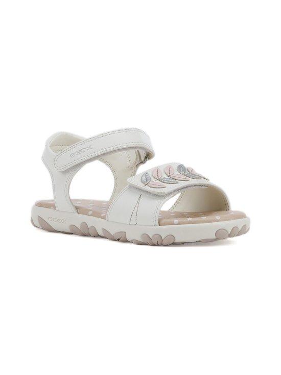 Geox - Haiti-sandaalit - C1000 WHITE | Stockmann - photo 6