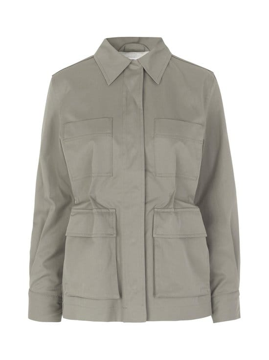 Samsoe & Samsoe - Beatrice-takki - AIR KHAKI | Stockmann - photo 1
