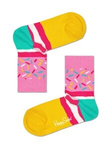 Happy Socks - Sprinkle -sukat - 3000 3000-PINK | Stockmann