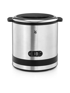 WMF - KITCHENminis® 3in1 Ice Cream Maker -jäätelökone - STEEL | Stockmann