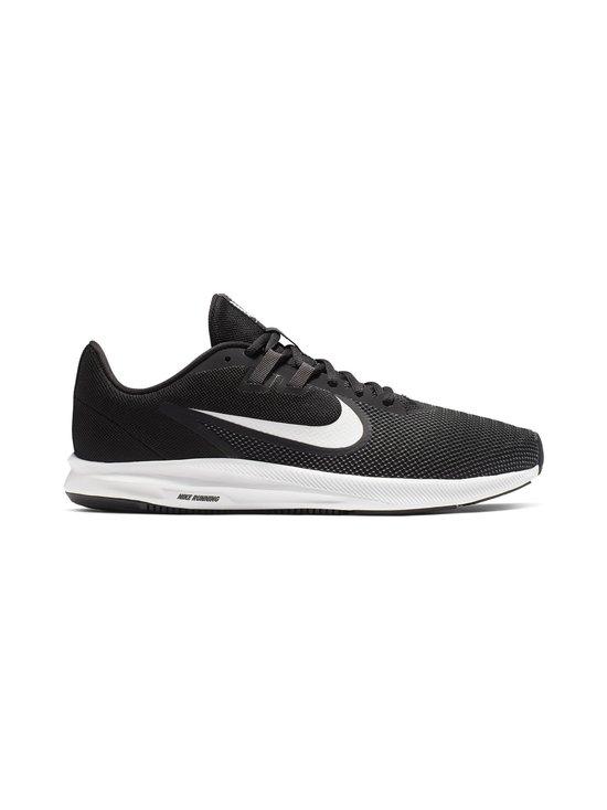 Nike - Downshifter 9 -sneakerit - 002 BLACK/WHITE-ANTHRACITE-COOL GREY | Stockmann - photo 1