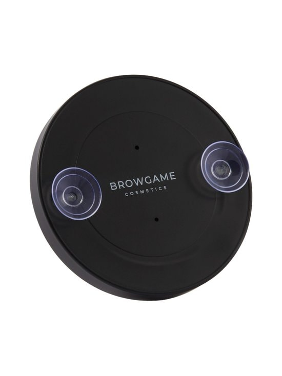 Browgame Cosmetics - Signature 10x Suction Mirror -peili - BLACK | Stockmann - photo 2