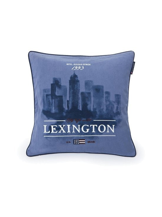 Lexington - Skyline-tyynynpäällinen 50 x 50 cm - SININEN | Stockmann - photo 1