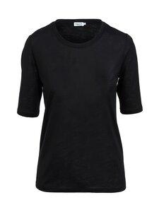 Filippa K - Elena Tencel Tee -paita - 1433 BLACK   Stockmann