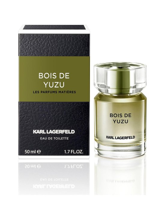 Karl Lagerfeld - Les Matieres Bois de Yuzu EdT -tuoksu 50 ml - NOCOL | Stockmann - photo 2
