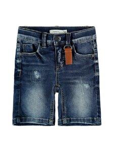 Name It - NmmSofus Long Shorts -farkkushortsit - MEDIUM BLUE DENIM | Stockmann