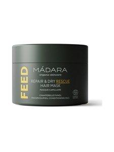 Madara - Feed Repair & Dry Rescue Hair Mask -hiusmaski 180 ml   Stockmann
