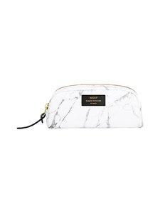 WOUF - White Marble Small -kosmetiikkalaukku - WHITE | Stockmann