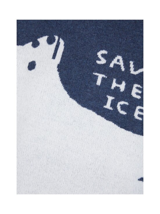 Sunspel - David Shrigley Polar Bear Jumper -villaneule - BUNA | Stockmann - photo 3